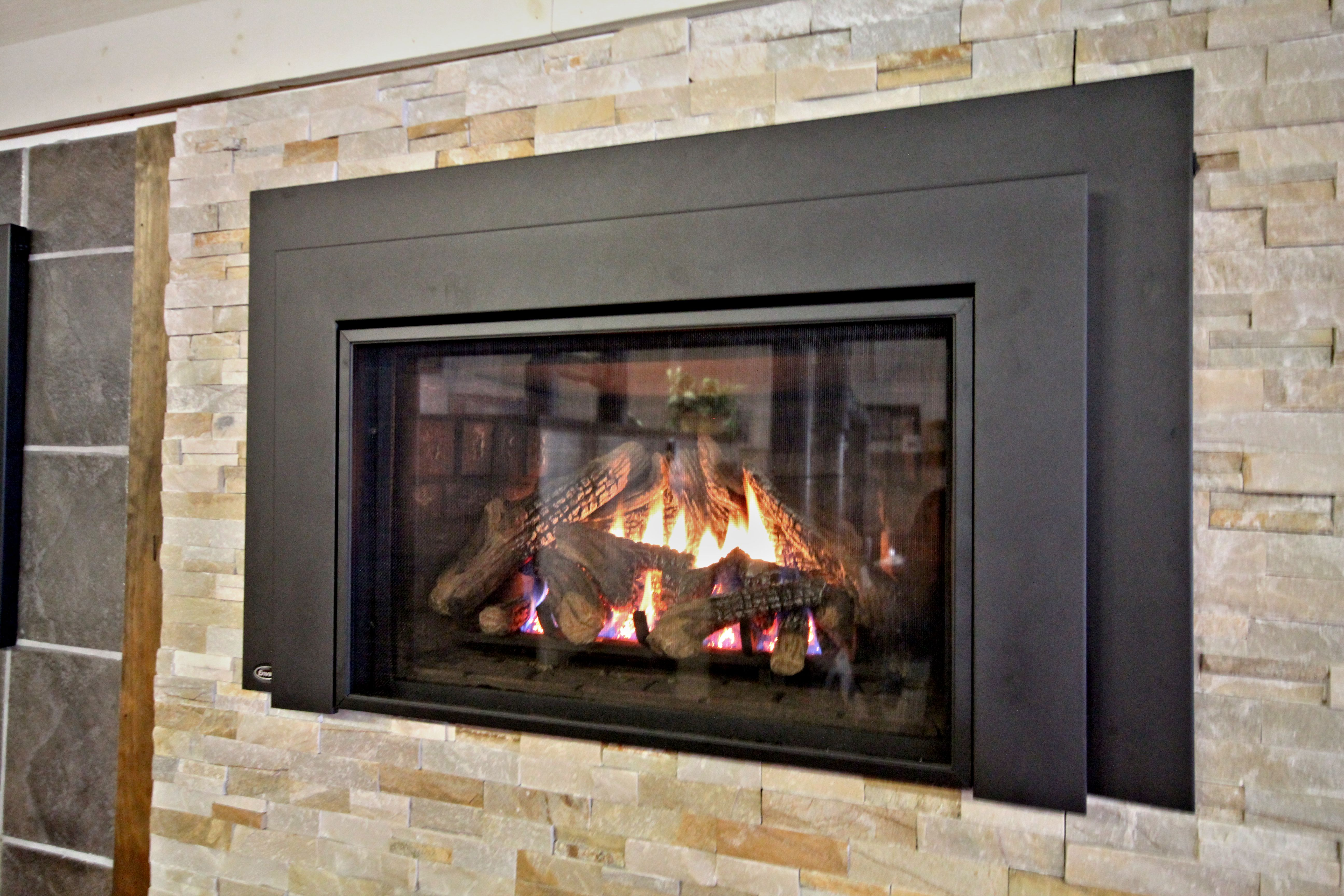 Gas And Wood Burning Inserts Plymouth Fireplace